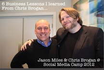 Buzz About Jason Miles / See what people are saying about Jason Miles the coauthor of Pinterest Power, seminar leader and speaker on the topic of Pinterest and social media... / by Jason Miles