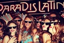 Anna Dello Russo x h&M au Paradis Latin