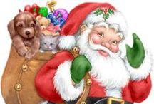 Christmas / by Kathy Urbanowicz