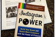 Instagram Power / My book Instagram Power is available in stores nationwide and on Amazon. If you enjoyed it don't forget to leave a review on Amazon. I'm so grateful for the support the book has received - you guys are awesome! here: http://amzn.com/B00EHIEHQE.