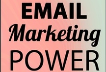 Email Marketing Power Book / This collection of pins are related to my new book - Email Marketing Power. ... and email marketing in general.