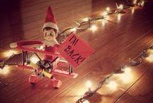 Elf on the Shelf / Ideas for our little elfie friends / by Marla Taylor