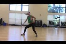 Daffnee's Zumba Routines / Zumba at home! Or inspiration for other instructors!  / by Daffnee Cohen