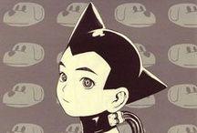 Anime / anime, manga, anime conventions,  / by Doug A