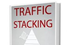 Traffic Stacking / On the board I share resources associated with our Traffic Stacking method for Amazon, Etsy, and eBay sellers. Be sure to share these tools with your Facebook friends and seller groups! / by Jason Miles