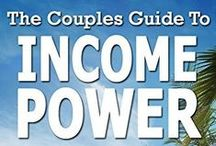 The Couples Guide To Income Power / Excited about the launch of our latest ebook. Be sure to snag a copy and then leave a review at: http://amzn.com/B00V2OGDL8 / by Pinterest Marketing Author, Speaker and Expert Coach, Jason Miles