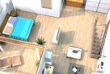 концепт-дом / 3D модель концепт дом