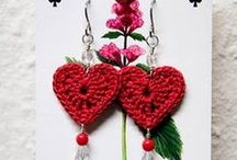 Valentine's Day - Handmade With Love / Valentine's Day jewelry and crafts ideas. Including Valentine's tutorials and tips on how to make perfect handmade gifts for those you care about!