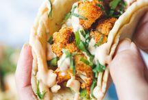 yummy food: savory