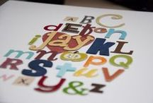 Alphabet Soup / by Angie Lucas