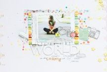 Scrapbooking / by Michelle S