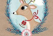 Winter/Christmas Inspiration / by Jessica