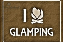 Campers & Glamping / by Jessica