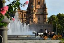 Spain love / Go to Spain. You won't regret it. / by Maddy Green