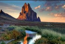 New Mexico Outdoors / The beautiful sights of the New Mexico countryside, towns, and activities.