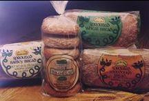 Alvarado Street Bakery / Product & bakery photos, recipes, retro ads and more