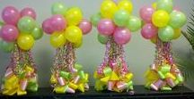 """BIRTHDAY PARTY Ideas / We RENT Tables, Linens, Vases, Lighting, Tents & so much more! """"We Rent Celebrations!"""" www.BroadwayPartyRental.com"""