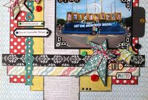 Scrapping / Inspiration for your scrapbook pages.  / by Melody C