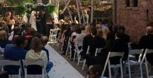 """VENUES / We RENT Tables, Linens, Vases, Lighting, Tents & so much more! """"We Rent Celebrations!"""" www.BroadwayPartyRental.com"""