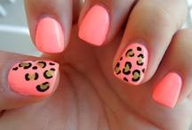New Nail Ideas / by Lana Demi