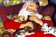 Christmas Time Ideas / by Shelley Waddles-Ziegenbusch