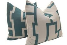 PILLOWS / Pillows #InteriorDesign Toss cushions Jil Sonia Interiors, Abbotsford, BC www.JilSoniaInteriors.com