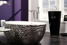 Quirky Bathroom Ideas / Eccentric unconventional bathroom design and styling