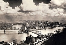 Historic Pittsburgh : Old Pittsburgh / This is a collection of old photos and pics I could find of Pittsburgh, PA and the surrounding era and how the people used to live.