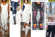 Trend Forecast report Spring/Summer 2013 -Denim & Casual wear