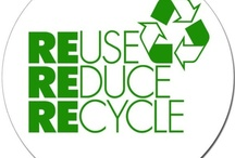 GO GREEN / Help Protect the Environment