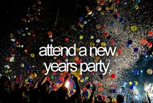 New Years Eve / New Years Eve is time to celebrate the passing of another year and welcome in the New Year. Heres some of our favorite New Years party ideas, pics, themes etc.