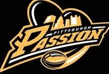 Pittsburgh Passion Women's Football  / Pittsburgh Passion Women's Football