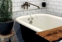 a room to bathe / by Mandy Croft