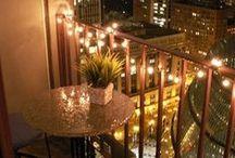 Balcony/Outside Space
