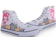 Lady Sneakers / by Lovelyshoes.net