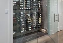 Wine Bar Ideas / Fabulous Wine Bar Ideas for your Home!  Wine bar, wine cellar, wine, bottles, wine gadgets, wine rack, wine storage, bottle storage, wine refrigerator, cork, cork art, dream house, home sweet home, tasting room, interior design, interior decor, interior styling, wine, beer, bar, whiskey, lounge