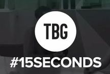 Meet the Team / Get to know our talented team members in our #15seconds mini interviews and #TBGquotes. / by TBG