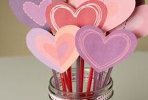 Valentine Activities & Crafts