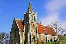 Places Of Worship / Churches - small and large - and other places where people worship.
