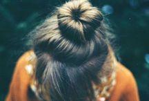 Hairstyles / Hair ❤️