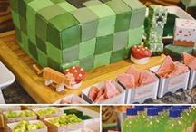 Minecraft Party Ideas / Minecraft Party Ideas and decor great for kids