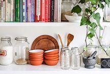 Una cocina desordenada es un cocina Feliz!