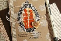 Journaling Ideas / by Angie Lucas