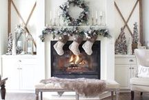 Christmas Decor / Christmas decor and entertaining ideas
