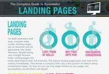 Landing Pages and Forms / Sign up forms, Landing Pages and Conversion Tips / by Paramount Communication