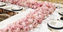 TABLE Decor / Fun ways to dress up your tables.
