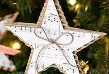 Christmas crafts & ideas / by Raquel Coelho