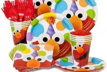 Elmo Birthday Ideas / by Nadja Atkinson