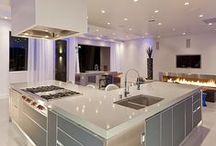 Dream Kitchens / Kitchens are the places to be! My kitchen inspiration for my dream home one day / by Ling Out Loud