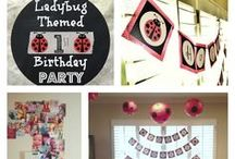 birthday party / Birthday party ideas! Themes, food, decor, and present ideas for age appropriate birthday parties! / by Jamie Roubinek | Roubinek Reality blog